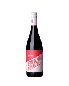 Neleman Tempranillo-Monastrell - rode wijn uit Spanje, Valencia - Wijn & Thijs