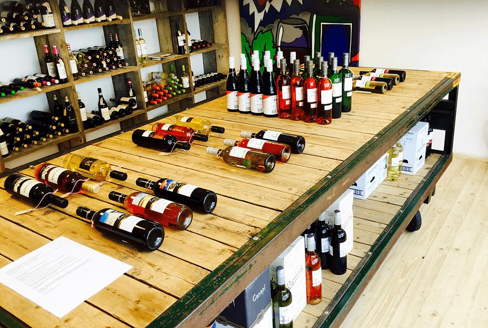 Wijnwinkel Wijn & Thijs in Leimuiden
